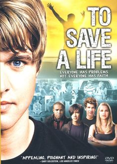 """""""To Save A Life"""" all teens need to watch this one, it can change their life!"""
