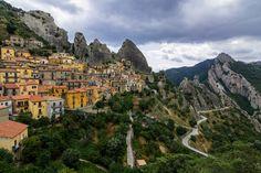 Castelmezzano (credit: flickr user vitusweb)