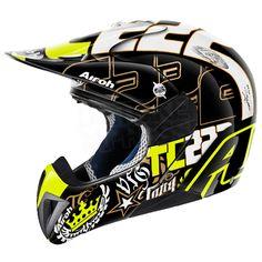 Airoh MR Cross Kids Helmet - TC14 222
