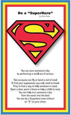 Superhero Theme and RAKs