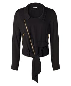 Knox jacket.  This would go with a lot of different outfits and you could dress it up or down.