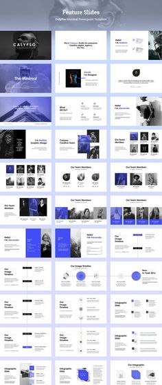 Calypso Minimal Template — Presentation on Pitch Presentation, Design Presentation, Corporate Presentation, Presentation Templates, Power Point Presentation, Professional Presentation, Keynote Design, Branding Design, Powerpoint Slide Designs