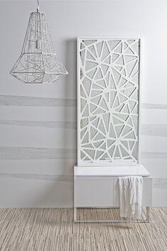Tikkurila - Efekty dekoracyjne- Efekt Trójwymiaru biały