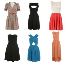 Dresses for pear shaped ladies Christmas party dresses