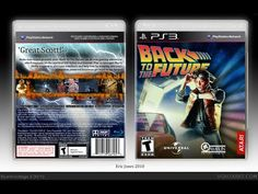 BACK TO THE FUTURE THE GAME #BACKLOG PLAYSTATION 3 #PS3 REVIEW GAMEPLAY