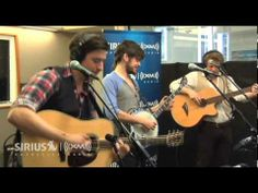 """Mumford and Sons """"Little Lion Man"""" Live on SiriusXM - This Video show how Mumford and Sons used traditional media in radio to promote themselves and and influence listeners to bu their cd's and merchandise. Sound Of Music, Kinds Of Music, Music Love, Good Music, My Music, Marcus Mumford, Mumford Sons, Cool Music Videos, Reggae Bob Marley"""