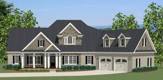 BHG – 5499 Stories: 1 Total Living Area: 2931 Sq. Ft. First Floor: 2549 Sq. Ft. Second Floor: 382 Sq. Ft. Bonus: 539 Sq. Ft. Bedrooms: 3 Full Baths: 2, Half Baths: 1 Width: 86 Ft. 4 In.    Depth: 56 Ft. 8 In. Garage Size: 2 - See more at: http://houseplans.bhg.com/plan_details.asp?plannum=5499#sthash.MEGYYUaS.dpuf