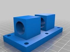 3D Printed Desktop CNC Milling Machine by crille - Thingiverse