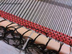 Loimen laitto kangaspuihin Clothes Hanger, Lace, How To Make, Home Decor, Coat Hanger, Decoration Home, Room Decor, Clothes Hangers, Racing