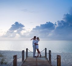 A good climate, white sand, and warm seas make Parrot Cay the perfect destination for a romantic escape, anniversary, or honeymoon.