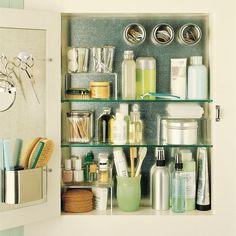 Magnetic Medicine Cabinet