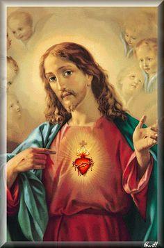 ¡Sagrado Corazón de Jesús, en Ti confío!