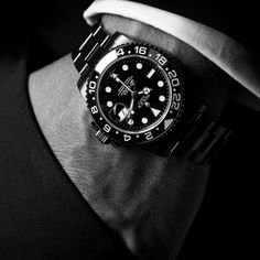 Rolex GMT Master II (just love this watch)