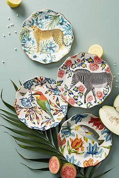 Dessert Plates for every fancy occasion.