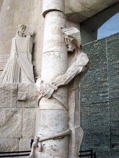 Subirachs, Josep Maria - Façade de la Passion - Sagrada Familia, Barcelone