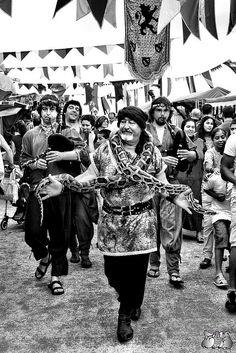 medieval festival Melilla Spain Morocco