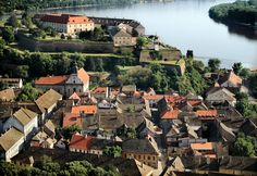 Petrovaradin Fortress and the Lower Town
