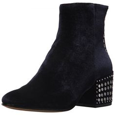 Dolce Vita Women's mazey Ankle Boot, Navy, 10 M US