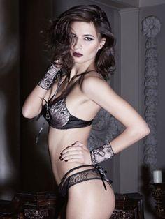 Coco de Mer lingerie   Aphrodite & Seraphine FW2015-16...