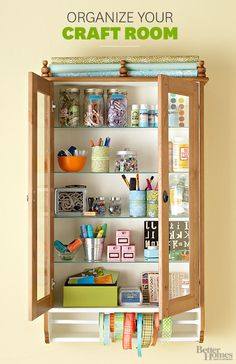 Craft Storage On Pinterest Storage Solutions Hobby Room And Craft