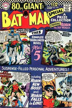 DC BATMAN Comic # 178 Feb 1966 12c USA