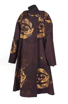 Phoenix robe Liao dynasty (907-1125)