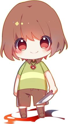 Chara is so cute