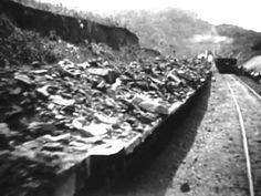 "Panama Canal Construction: ""Through the Canal Bottom"" 1912 https://www.youtube.com/watch?v=1_vC8Guk0Qc #Panama #1912"