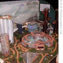 'Novo Mondum' City Design Wins 2009 Future City Competition #DIY trendhunter.com