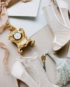 Wedding Photography Ideas : Beautiful wedding details in Shangri-la Paris styled by Joy Proctor - Photography Magazine Wedding Blog, Wedding Day, Paris Wedding, Chic Wedding, Wedding Ceremony, Wedding Dress, Comfortable Bridal Shoes, Shangri La Paris, Wedding Flats
