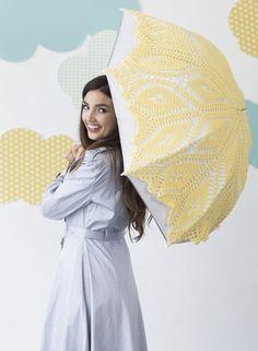 Daffodil Umbrella | crochet today