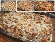 Cinnamon breakfast casserole