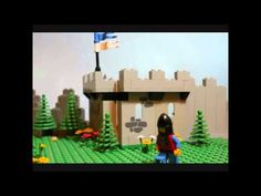The Feudal System LEGO (Classical Conversations Cycle 2 Middle Ages)