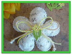 Italian Confetti Flower with Daisy  $3.15