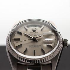 Rolex Day-Date White Gold Vintage