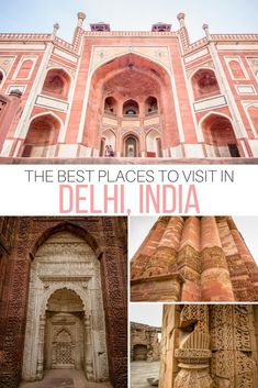 Best places to visit in Delhi for photography - Globe Guide