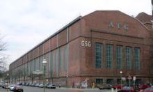 AEG Turbine Factory_ Peter Behrens