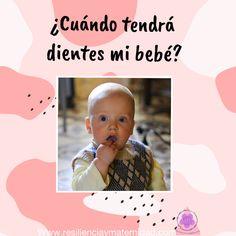 #maternidad #mamá #momlife #baby #bebe #dientes Children, Teeth, Sons, Young Children, Boys, Kids, Child, Kids Part, Kid