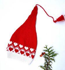 Ravelry: Desemberhjerter nisselue / decemberhearts pattern by MaBe Yarn Crafts, Kids And Parenting, Hue, Crochet Bikini, Ravelry, Knitted Hats, Winter Hats, Knitting, Projects