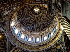 Art architecture and faith #vatican #architecture #basilicadisanpietro #church #faith #historic #old #painting #rome #sealing #vatican