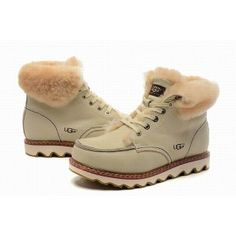 UGG Womens Fashion Short Boots Blue Paillette Leather Slipsole ...