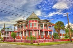Vintage tampa on pinterest ybor city tampa florida and for Small home builders tampa
