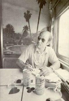 """Hunter S. Thompson - """"Fear and Loathing in Las Vegas"""" Hunter Thompson, I Still Love Him, Best Authors, Fear And Loathing, Writers And Poets, People Of Interest, Hunter S, Good Doctor, Cool Cats"""