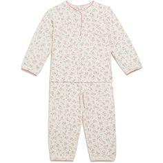 40bb65478c9af Bout'Chou - Pyjama en velours imprimé - Mixte bébé - Taille : 3 ans -  Couleur : OFF WHITE: Amazon.fr: Vêtements et accessoires