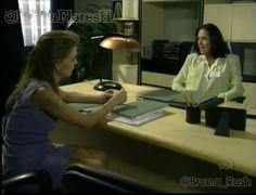 @LauraFloresH como Maria Fernanda de Santiago em Gotinha de Amor, Brasil - Cap 5