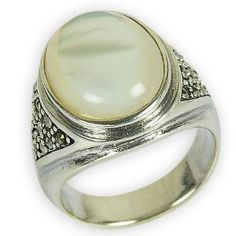 Designer Ring Sterling Silver Pearl Jewelry US Size 10 1/4 (Jewelry)  http://www.amazon.com/dp/B002IC99A0/?tag=iphonreplacem-20  B002IC99A0