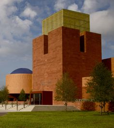 Gallery of Fort Worth Museum of Science and History / LEGORRETA - 9