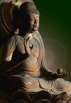 Look within.     Be still.     Free from fear and attachment,     Know the sweet joy of the way.  —Buddha