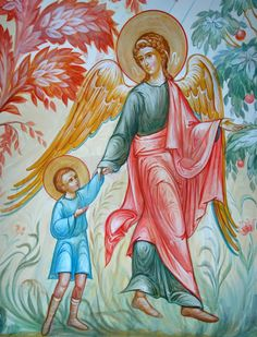 Order Of Angels, St Raphael, Angel Quotes, Byzantine Icons, Religious Icons, Orthodox Icons, Mother Mary, Christianity, Religion