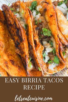 I Love Food, Good Food, Yummy Food, Tasty, Beef Recipes, Cooking Recipes, Healthy Recipes, Pepper Recipes, Beef Birria Recipe